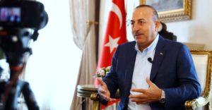 تشاووش أوغلو يؤكد أن الاتحاد الأوروبي لم يدفع نصف تعهداته تجاه اللاجئين السوريين المقيمين في تركيا