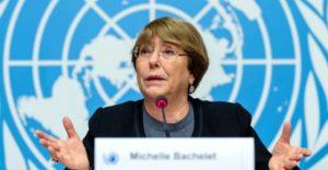 باشليه : من المفجع للغاية استمرار مقتل مدنيين كل يوم في ضربات صاروخية من الجو والبر في سورية