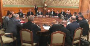 مشاورات روسية تركية واستئناف تسيير دوريات مشتركة شمال سوريا