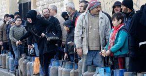 آليات جديدة لتوزيع اسطوانات الغاز المنزلية على المواطنين