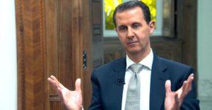 بشار الأسد : معركة تحرير ريف حلب وإدلب مستمرة