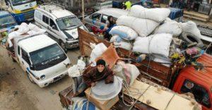 الأمم المتحدة: موجات النزوح التي يشهدها شمال غربي سوريا هي الأسوأ