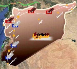 حرب السيطرة على الطريقين الدوليين m5 وm4| يونس الكريم: جميع القوى تتصارع لأجلهما!