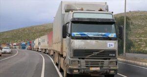 مساعدات إنسانية من الأمم المتحدة إلى مدينة إدلب وريفها